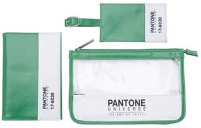 Pantone travel accessories