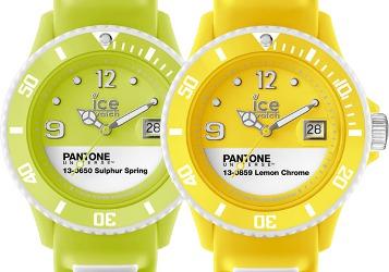 Pantone watches