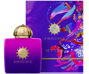 Amouage Myths Woman packaging