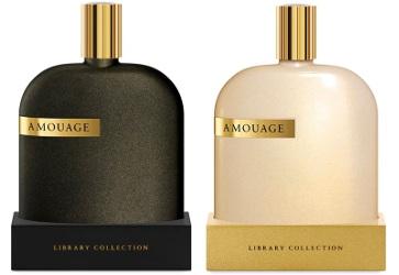 Amouage Opus VII and VIII
