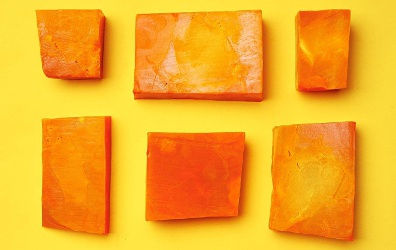 Lush Sunrise Soap