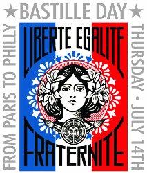 Alliance Française de Philadelphie, Bastille Day 2016