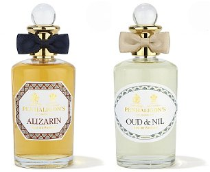 Penhaligon's Oud de Nil and Alizarin