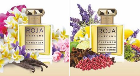 Roja Parfums Karenina and Oligarch