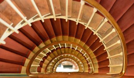 staircase, Paris