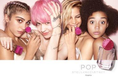 Stella McCartney Pop ad campaign