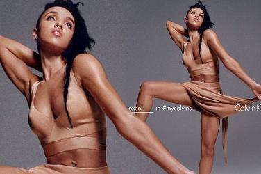 FKA Twigs for Calvin Klein