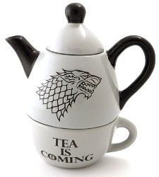Game of Thrones teapot