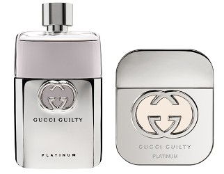 Gucci Guilty Platinum editions