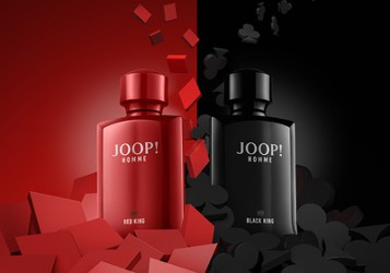 Joop! Homme Kings of Seduction Red King and Black King