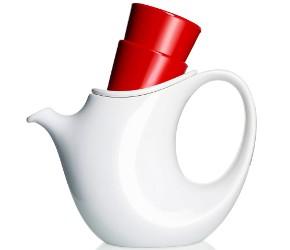 One-Handed Tea Set