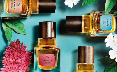 The Body Shop Elixirs of Nature