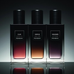 Yves Saint Laurent Le Vestiaire des Parfums Collection de Nuit Cuir, Vinyle and Velours