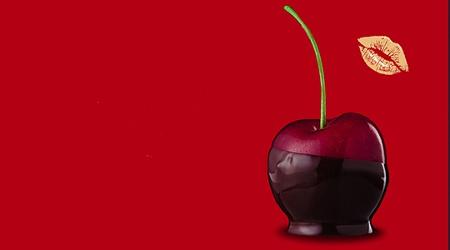 Lolita Lempicka Sweet, detail from brand visual