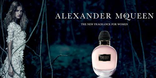 McQueen Eau de Parfum by Alexander McQueen, brand image
