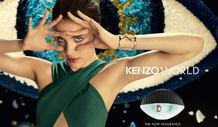 Margaret Qualley for Kenzo World
