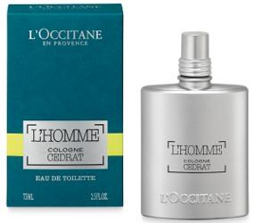 L'Occitane L'Homme Cologne Cedrat