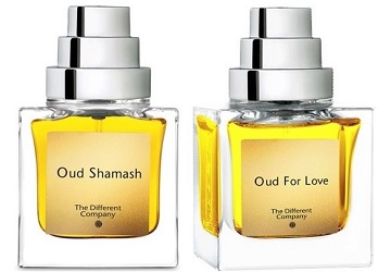 The Different Company Oud Shamash & Oud For Love