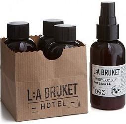 L:A Bruket No. 103 travel kit