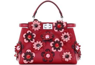 fendi flower purse