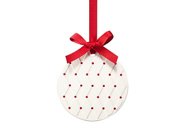 Jo Malone scented ceramic Christmas ornament