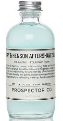 Prospector Co Peary & Henson Aftershave Splash