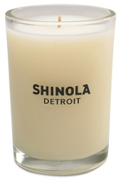 Shinola Canfield candle
