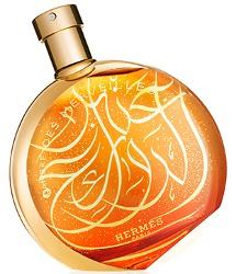 Hermès L'Ambre des Merveilles Calligraphie edition
