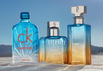 Calvin Klein Eternity Summer & CK One Summer 2017