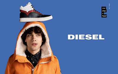 Diesel campaign Fall Winter 2016