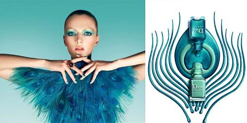 Dior's Bird of Paradise makeup collection