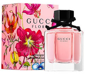 Flora by Gucci Gorgeous Gardenia limited edition