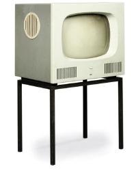 Herbert Hirche television for Braun