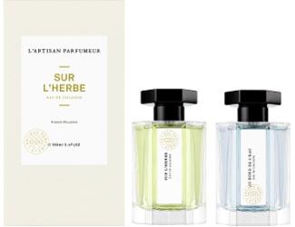 L'Artisan Parfumeur Sur L'Herbe and Au Bord de L'Eau