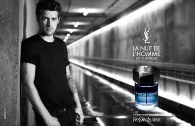 Yves Saint Laurent La Nuit de L'Homme Eau Électrique