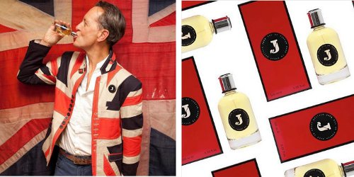 Richard E Grant for Jack by Jack Perfumes