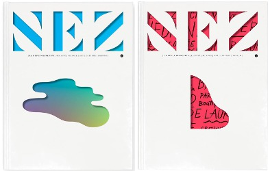 Nez magazine covers