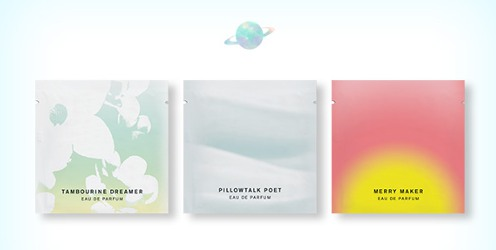 Pinrose Merry Maker, Pillowtalk Poet & Tambourine Dreamer towelettes