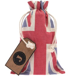 Jack Covent Garden, Union Jack drawstring bag
