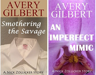 Smothering the Savage and An Imperfect Mimic by Avery Gilbert