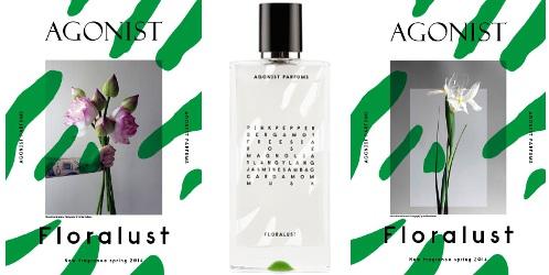 Agonist Floralust, brand images
