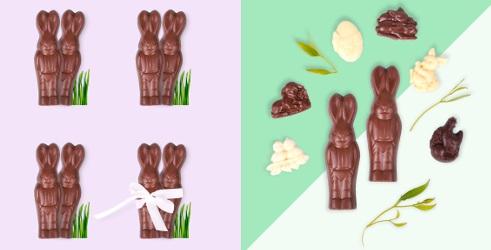 Chuao Chocolatier Easter chocolates