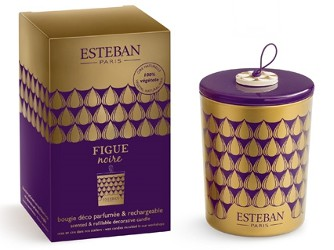 Esteban Figue Noire candle
