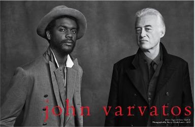 John Varvatos campaign 2013