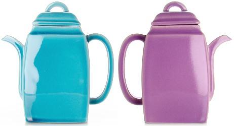 Mariage Frères Darjeeling stoneware teapot