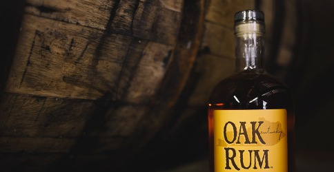 Barrel House Distilling Company Oak Rum
