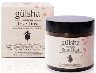 Purifying Rose Dust by Gülsha