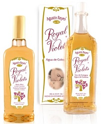 Agustín Reyes Royal Violets