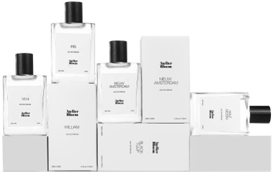Atelier Bloem fragrances