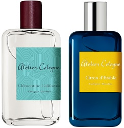 Atelier Cologne Clémentine California & Citron d'Erable